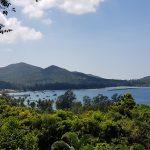 Ausblick Koh Phangan Nord